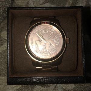 Michael Kors stainless steal RoseGold Watch MK5661